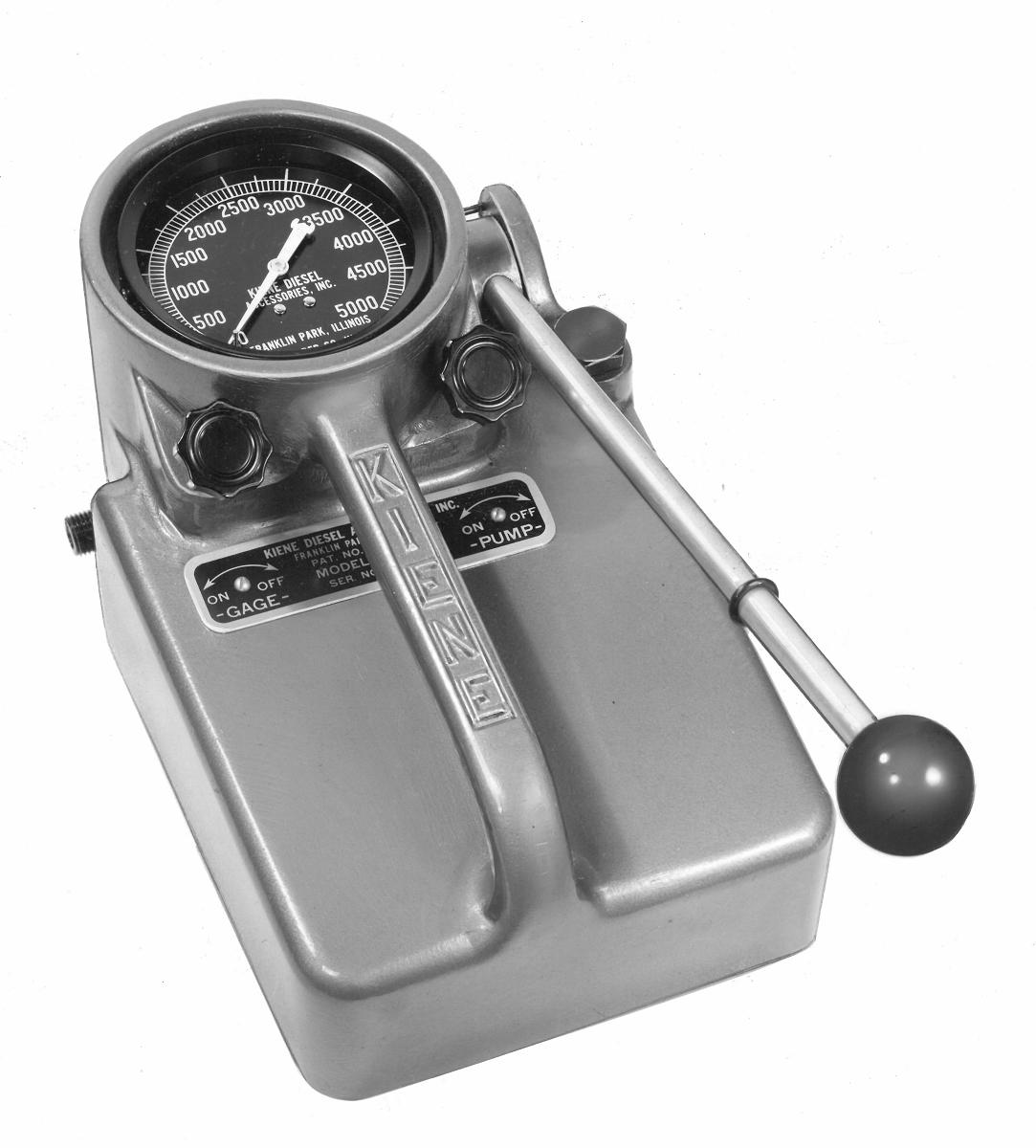 Fuel Injection Nozzle Tester DT-1300 | Kiene Diesel