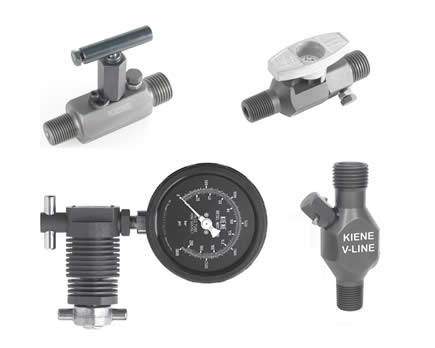 Indicator Valves for Large Engines and Compressors